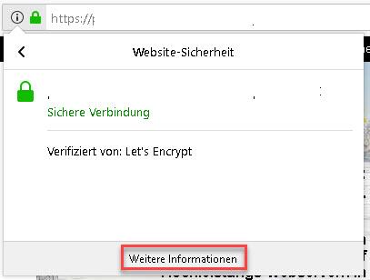 Wie Kann Ich Ein Lets Encrypt Zertifikat Verlängern Schneller